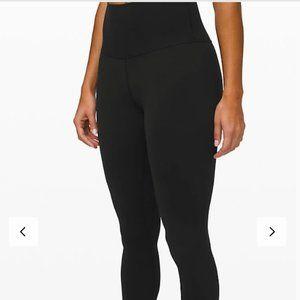 Black Align Lululemon Leggings